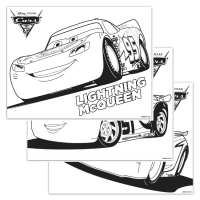 FREE downloadable Cars 3 Coloring Pages