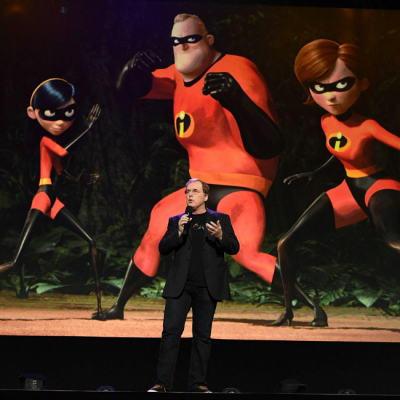 Animated Film Announcements at the D23 Expo