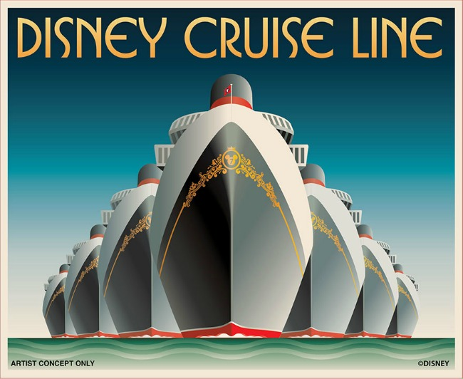 Disney Planning Not Two, But Three New Ships