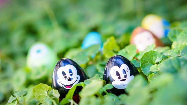 Disney California Adventure Park Eggstravaganza