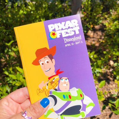 Activities and Events for Pixar Fest